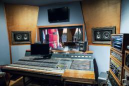 Dangerous Room - Flux Studios